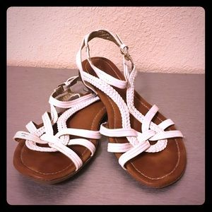Strappy Report Sandals